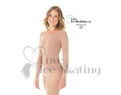 Mondor Body Liner Long Sleeve Light Tan 11811