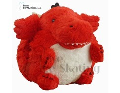 Red Dragon  Hand Warmer by Cozy Time