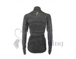 ES Pro Performance Slim Fit Jacket Dark Grey Melange