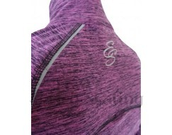 ES Pro Performance Fit Jacket Dark Plum