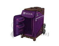 Zuca Sports Cosmic Purple Heather Insert