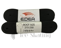 Black Edea Figure Skating Laces