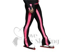 Thuono Linx Figure Skating Leggings Pop Star