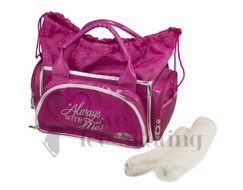 Edea Always with Me Tote Pink Bag