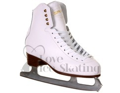 Graf 500 White Ladies Figure Ice  Skates
