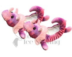 Pink & Purple Dinosaur Blade Soakers