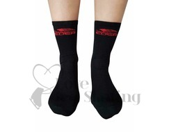 Edea Skating Socks Black