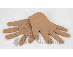 Nude Figure Skating Competition Gloves