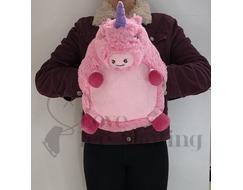 Cozy Time Pink Unicorn Hand Warmer