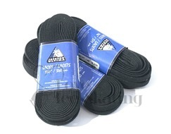 Jackson Black Figure Skate Laces