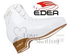 Edea Concerto Figure Skating Ice Skates - Ivory