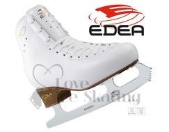 Edea Overture Figure Skates with Blades
