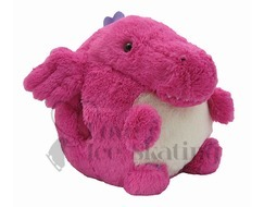 Pink Dragon Hand Warmer
