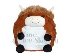 Highland Cow Hand Warmer