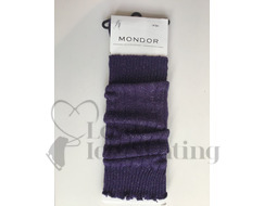 "Mondor Sparkle Purple 14"" Legwarmers 259"