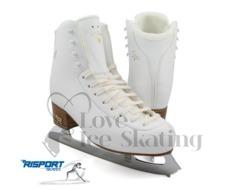 Risport Electra White Figure Skates