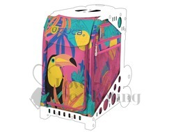 Zuca Toucan Dream Limited Edition Insert