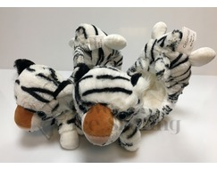 Chloe Noel White Tiger Soakers