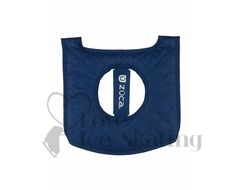 Zuca Seat Cushion Navy Grey Reversible